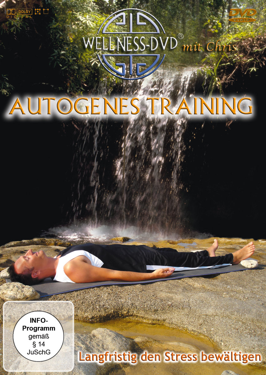 Autogenes Training DVD mit Chris